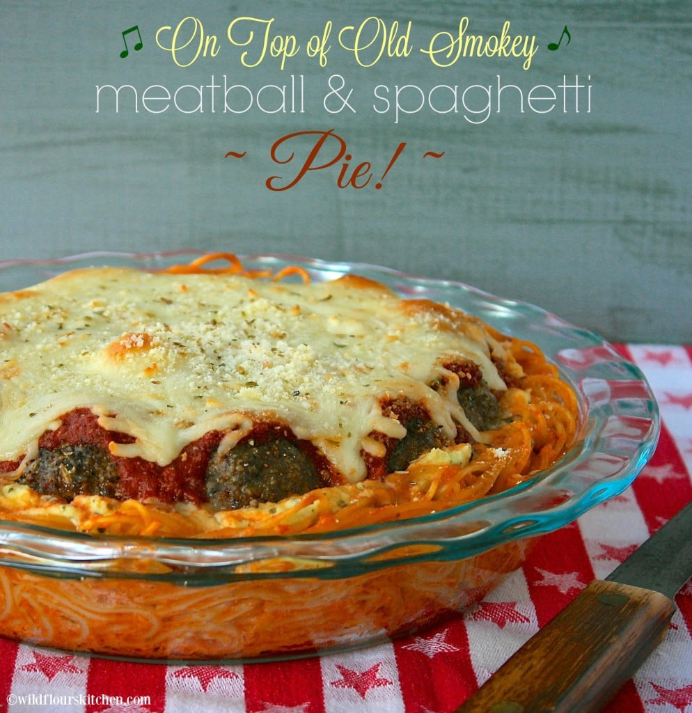 meatball & spaghetti pie main 2