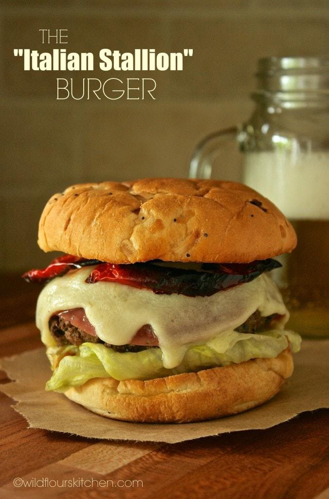 italian stallion burger whole