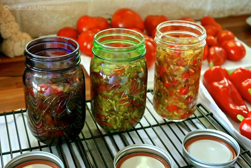 sweet relish 3 jars