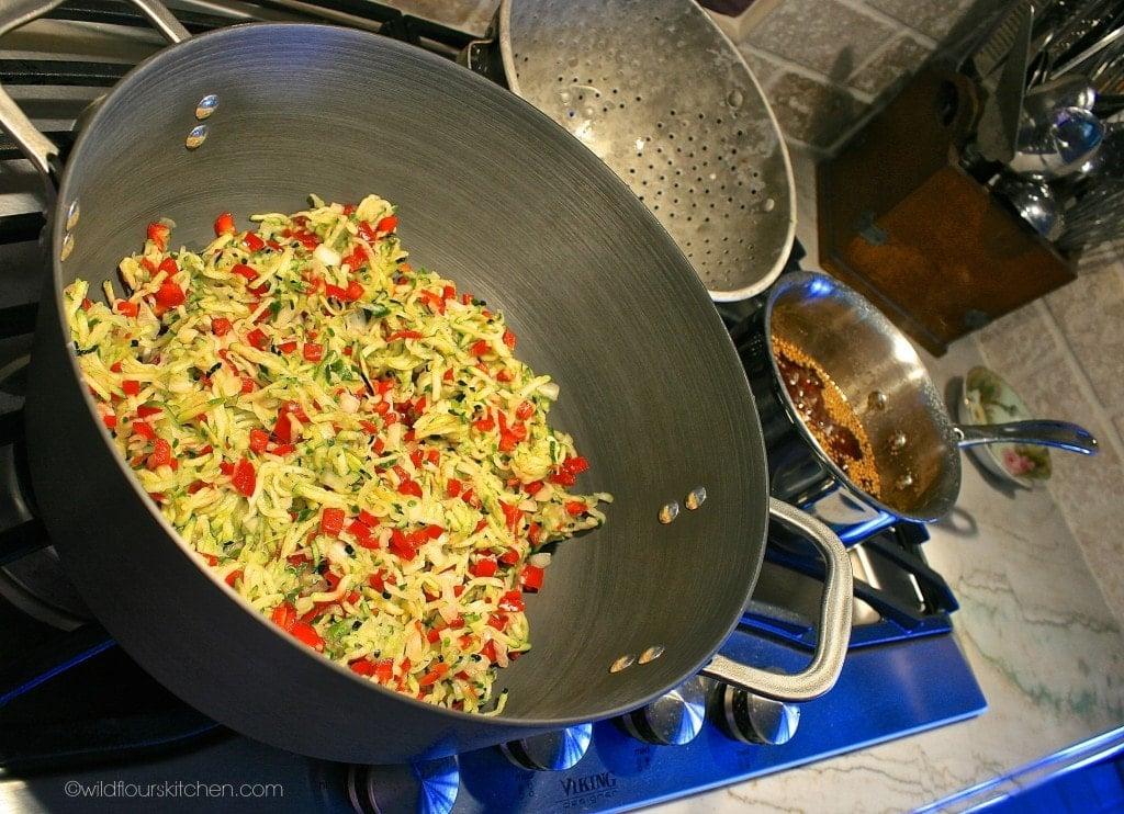 sweet relish cooking