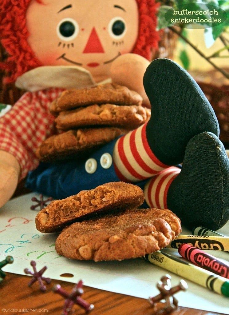 butterscotch snickerdoodles main