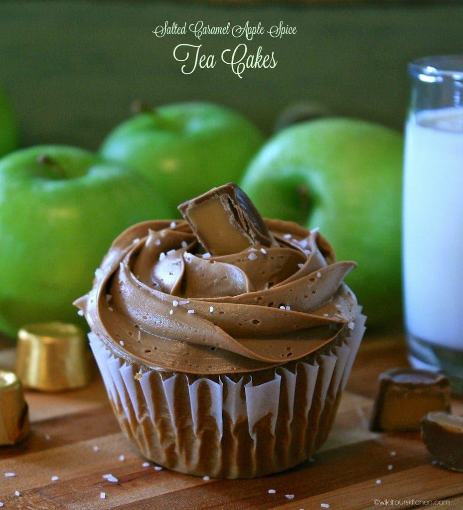 caramel apple tea cakes 2