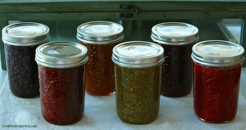 jello jams six flavors