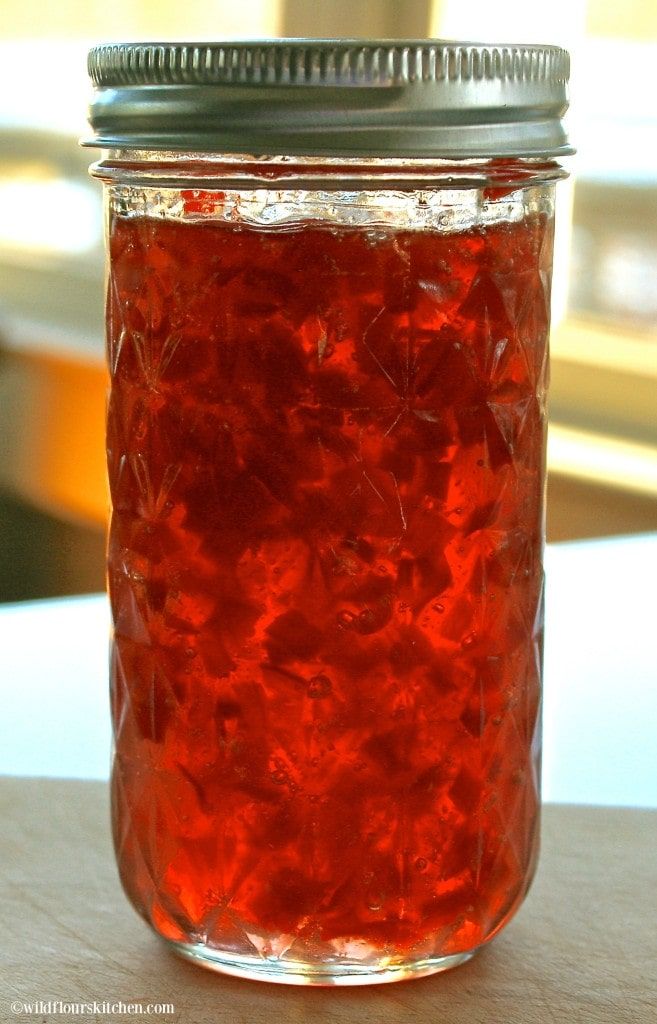 cranberry pepper jelly 4