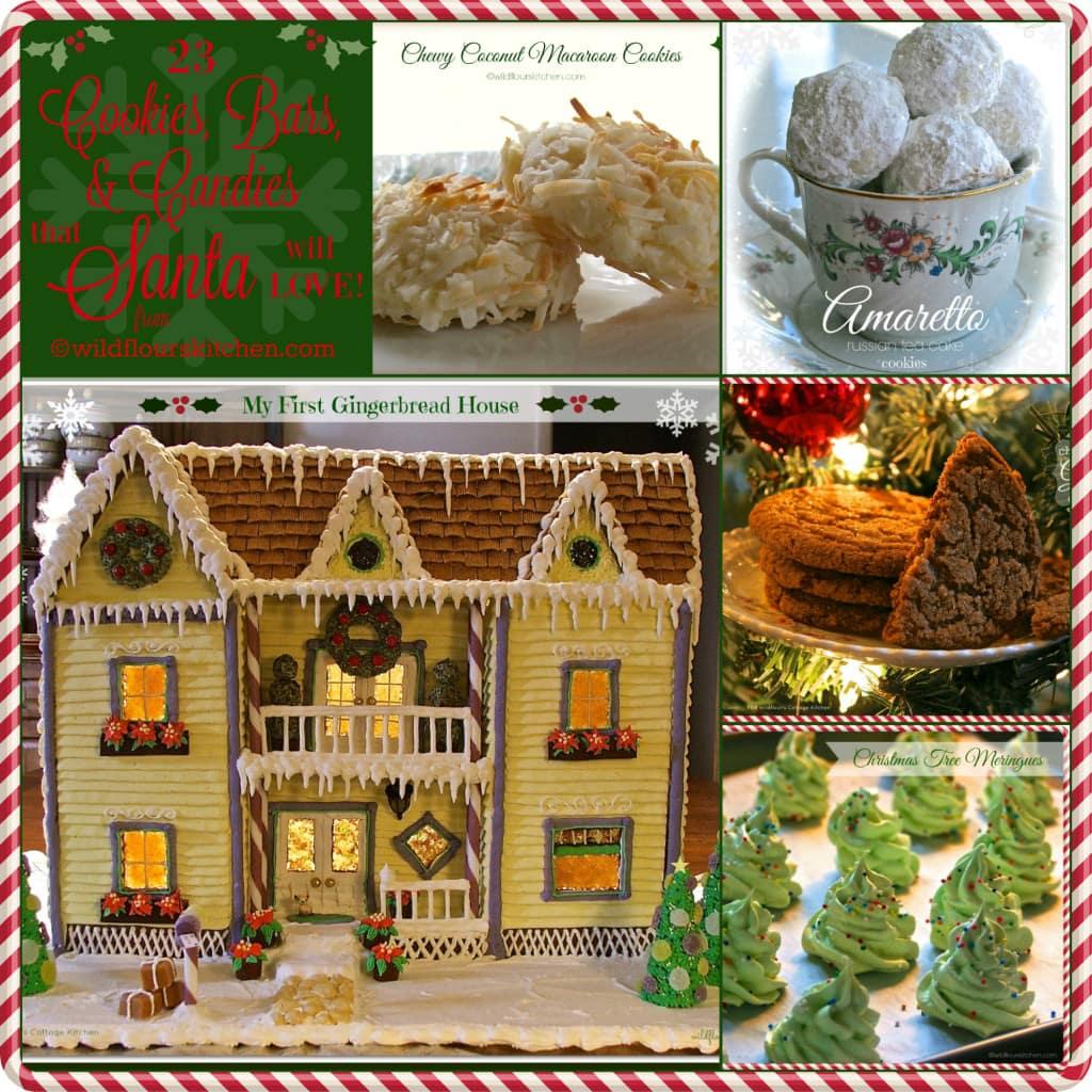 23 christmas goodies