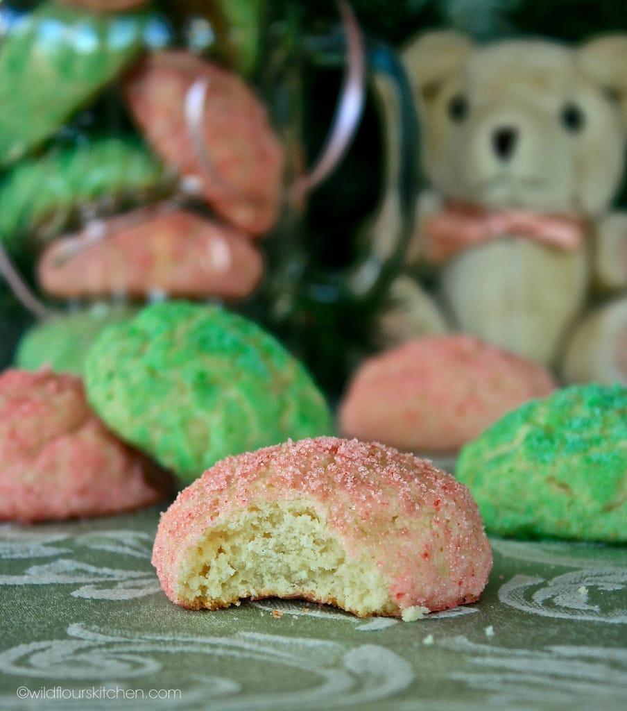 cream cheese cookies main