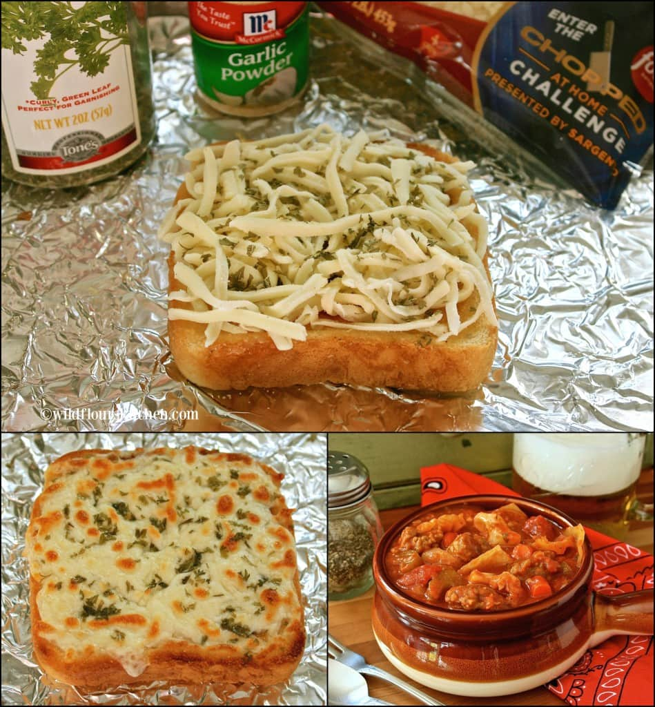 cheesy bread for stew