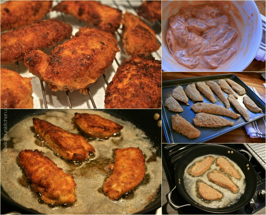 sriracha ranch chix collage
