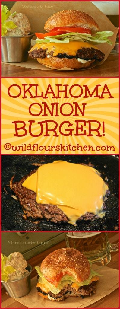 Oklahoma Onion Burger!
