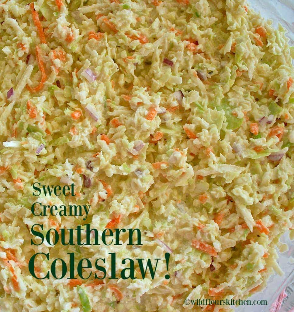 coleslaw southern