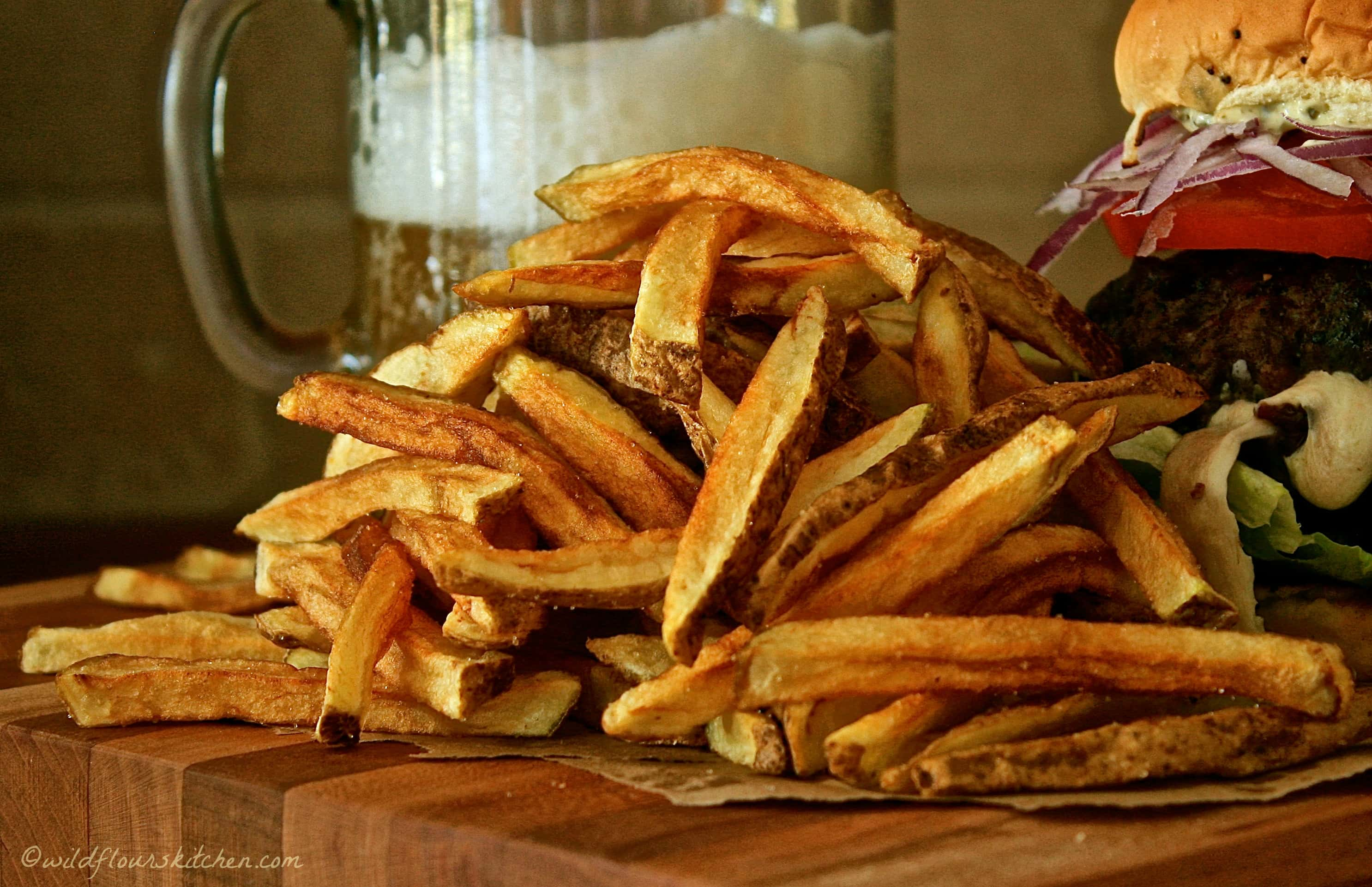 Five guys burgers fries
