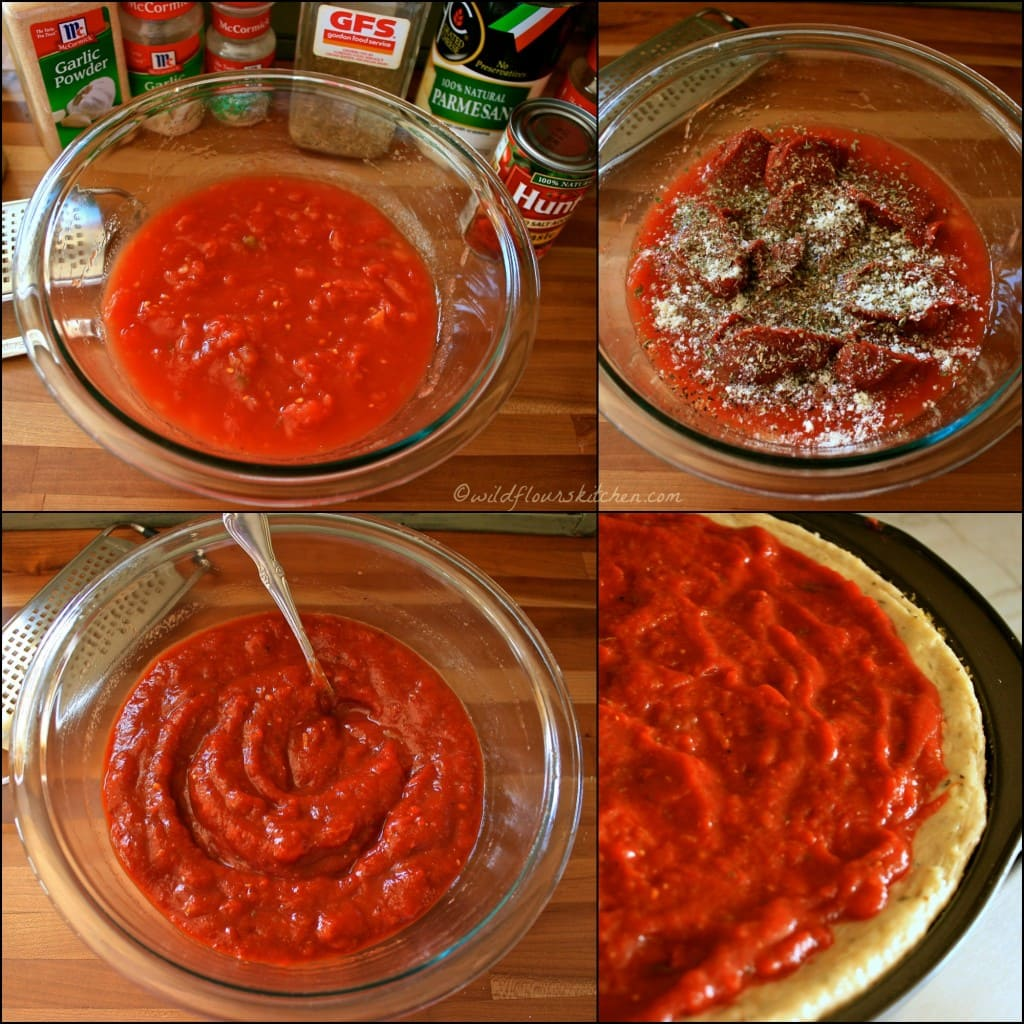 easy pizza sauce