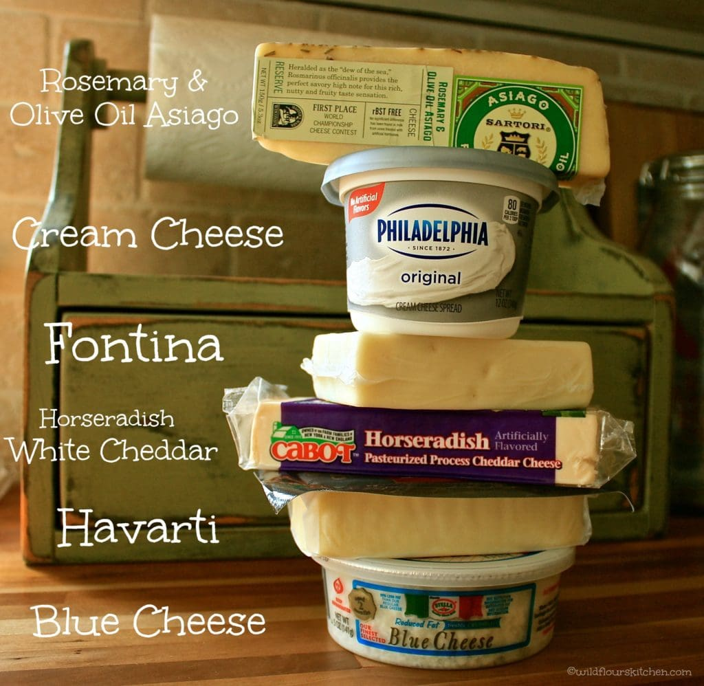 burger month cheeses