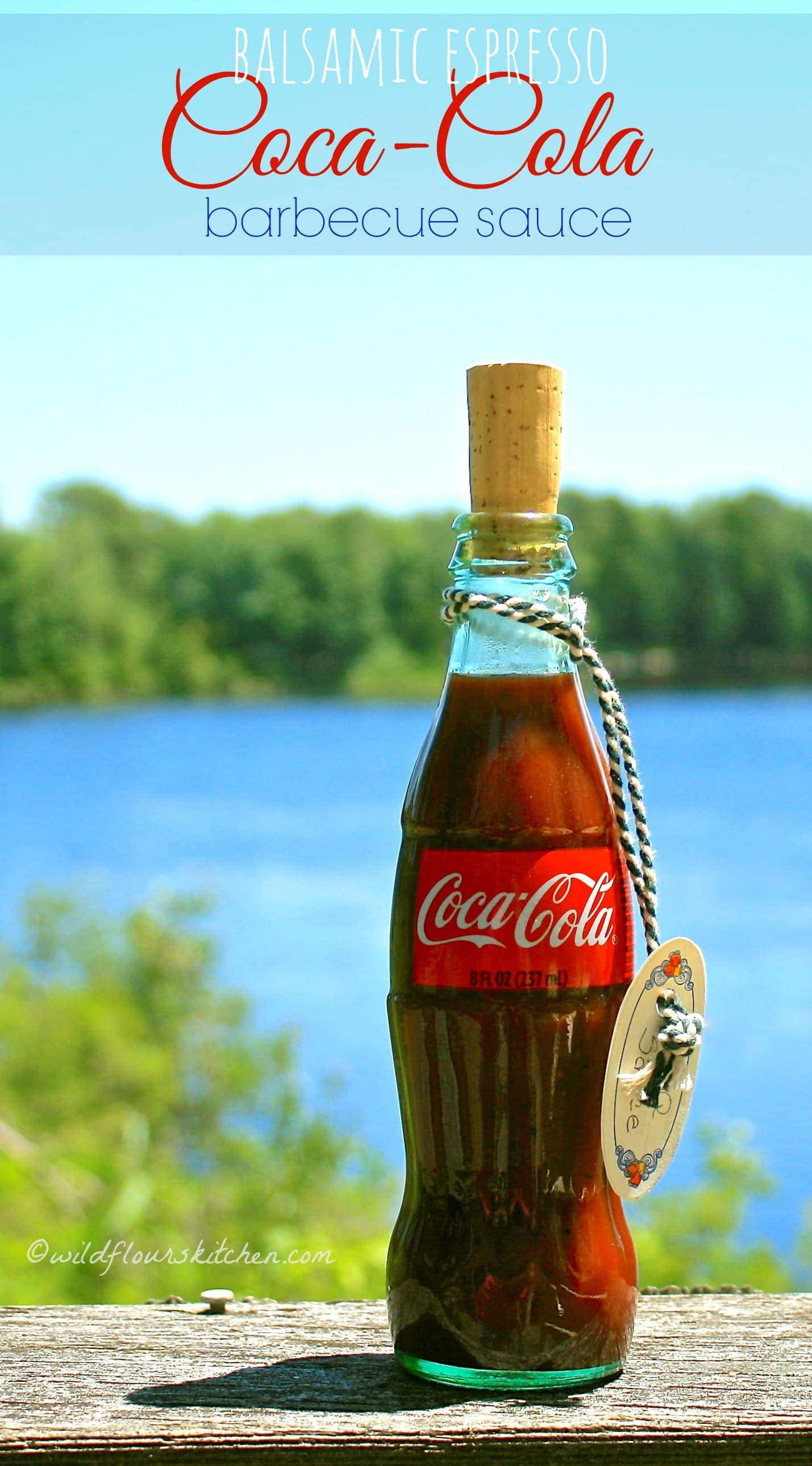 Balsamic Espresso Coca Cola Barbecue Sauce - Wildflour's Cottage ...