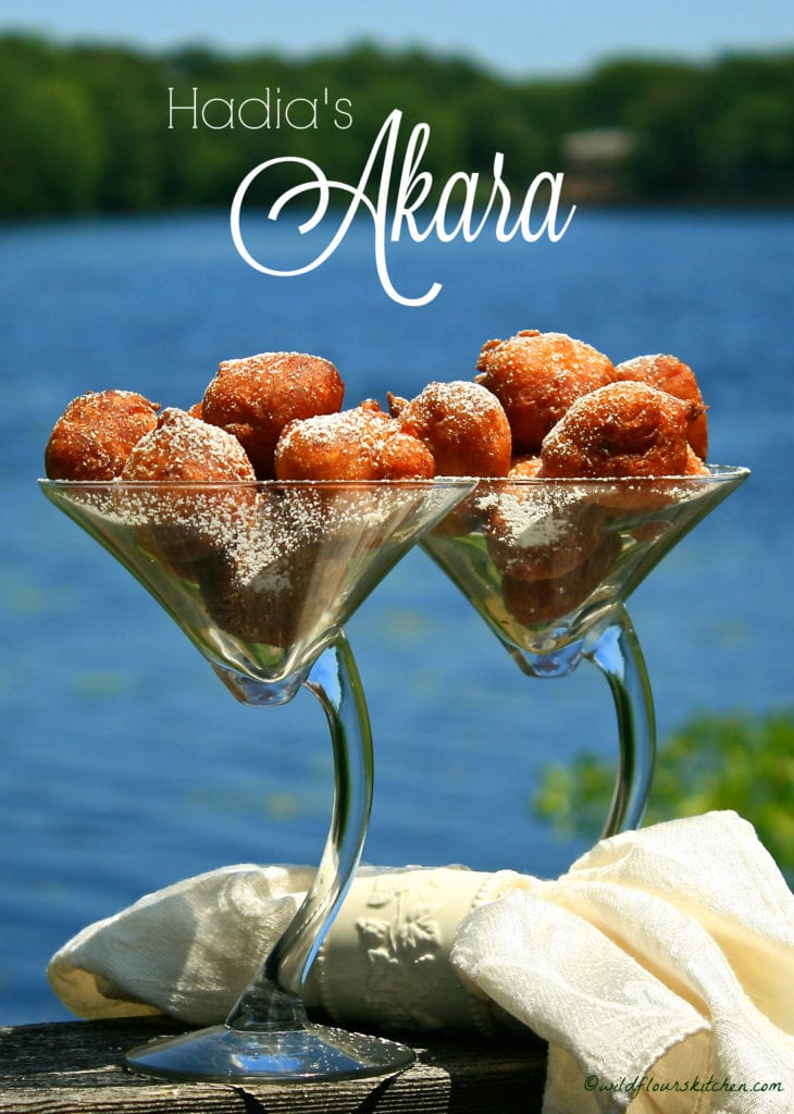 Hadia's Akara