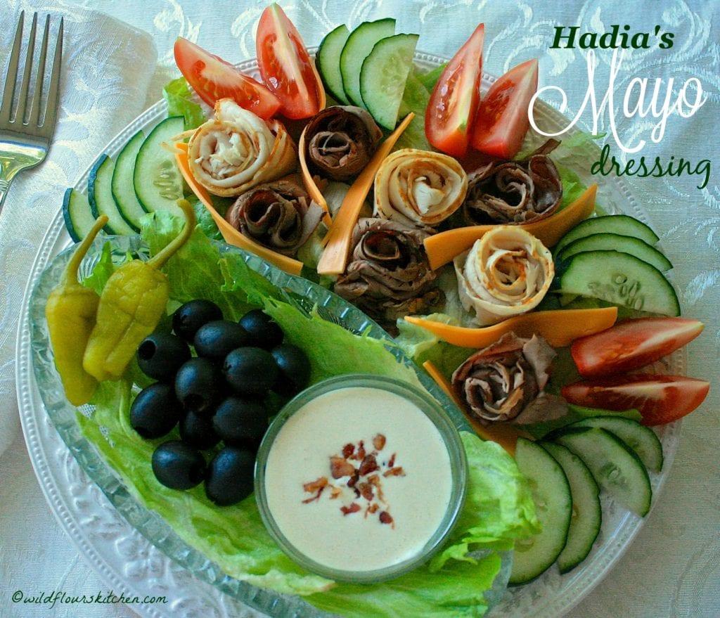 Hadia's Mayo Dressing!