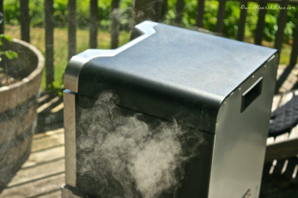 smoker smoking!