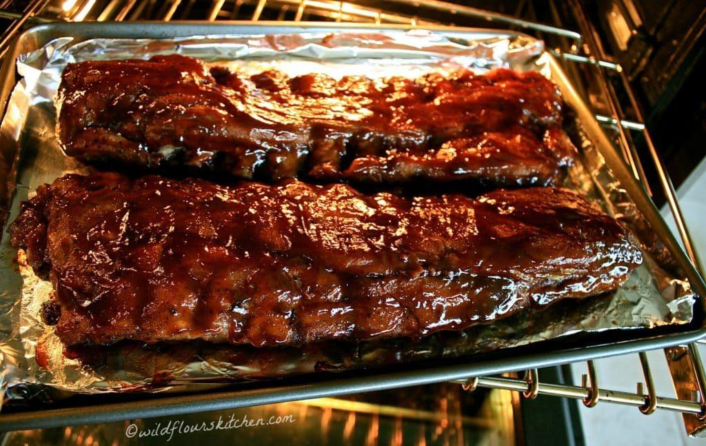 boneless ribs done