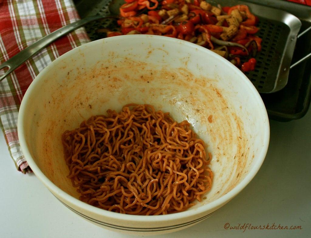 asian cowboy noodles