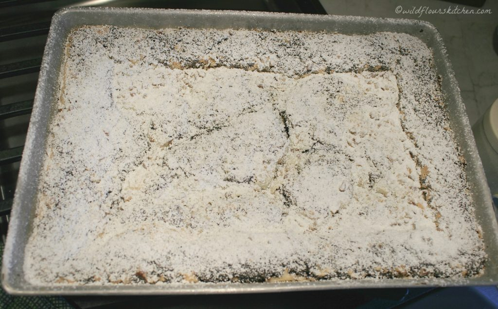 choc-cake-bars-sugared