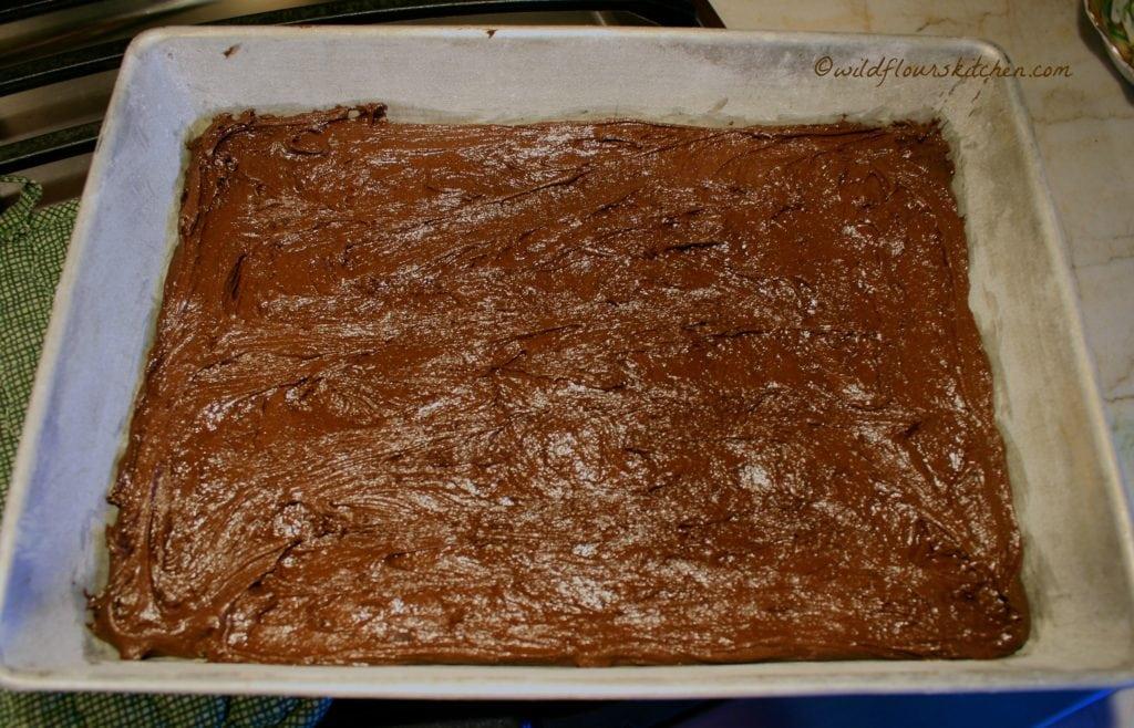 choc-cake-base