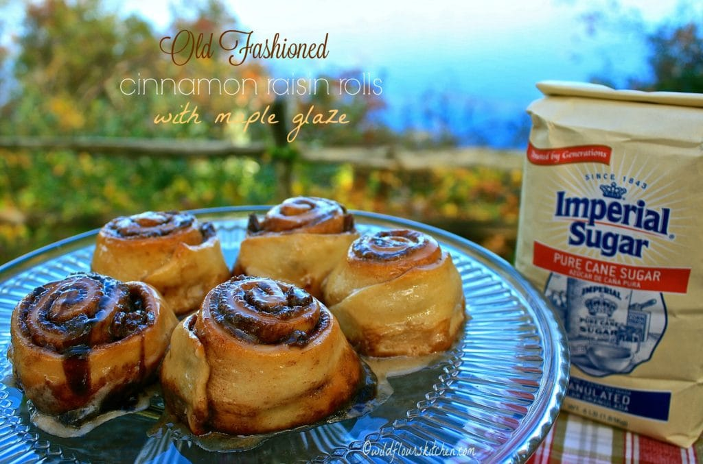 cinnamon-raisin-rolls-w-maple-glaze