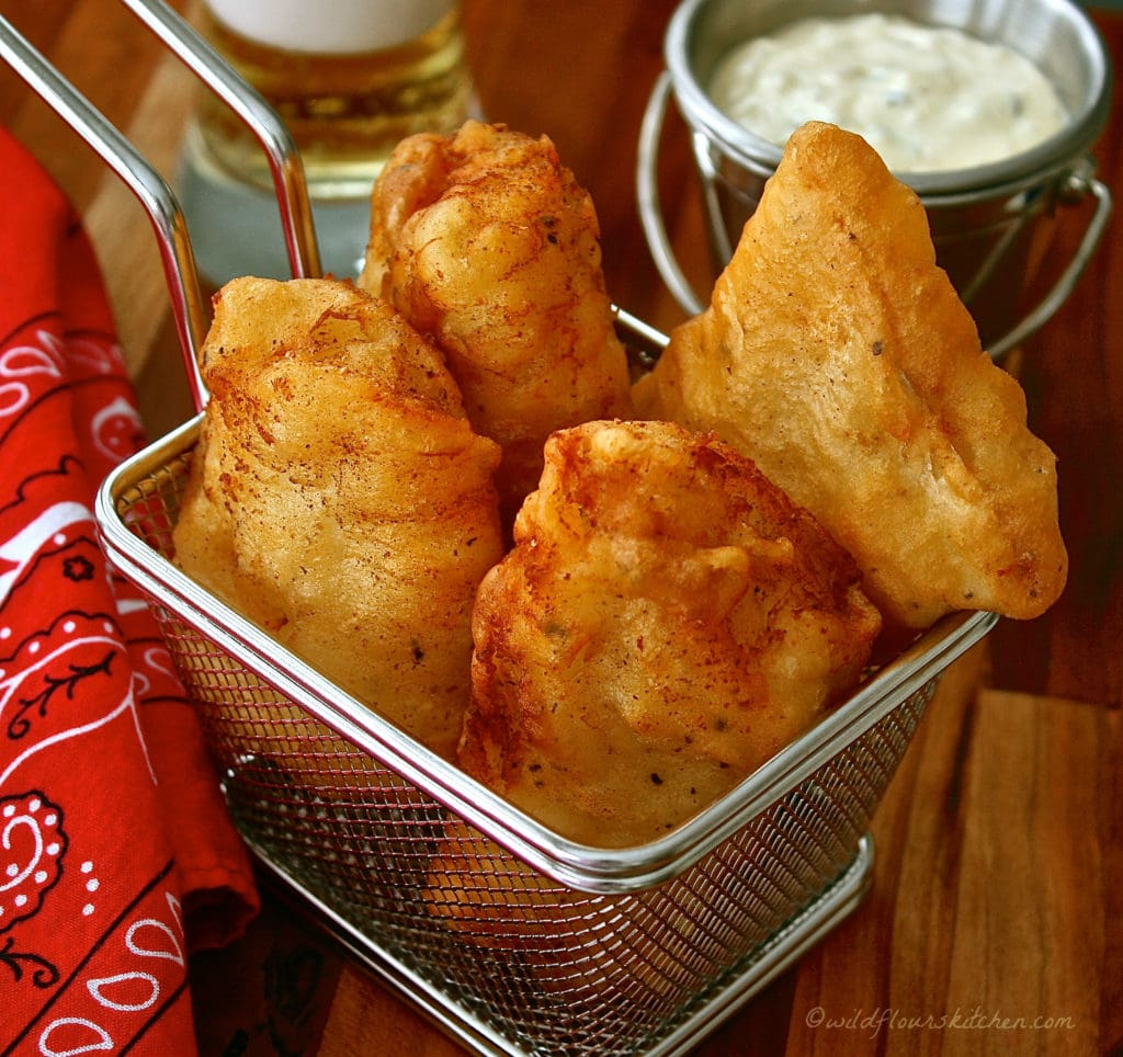 Best beer battered friday night fish wildflour 39 s for Best beer battered fish