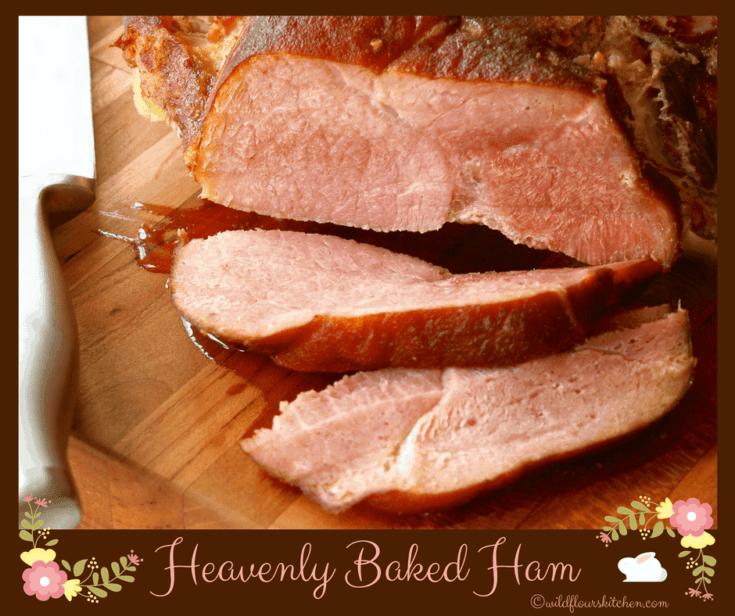Heavenly Baked Ham