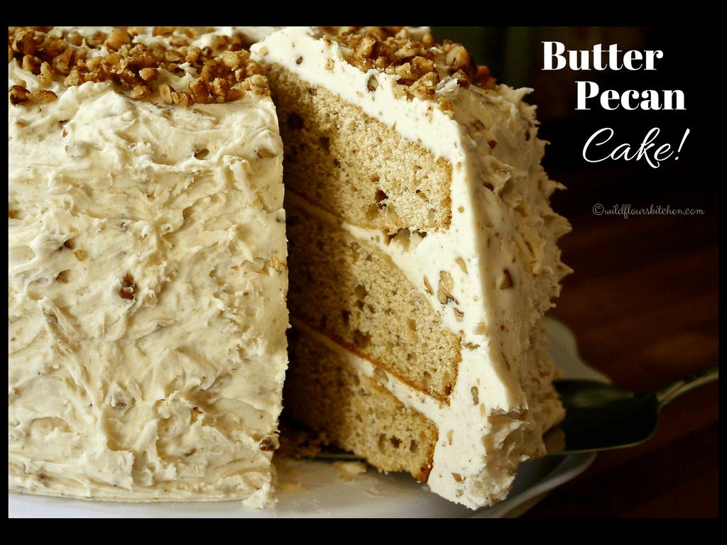 Betty Crocker Butter Pecan Pound Cake Recipe