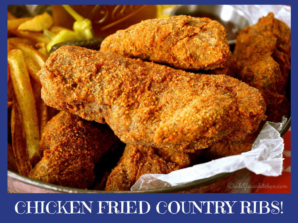 Old Fashioned Country Fried Chicken