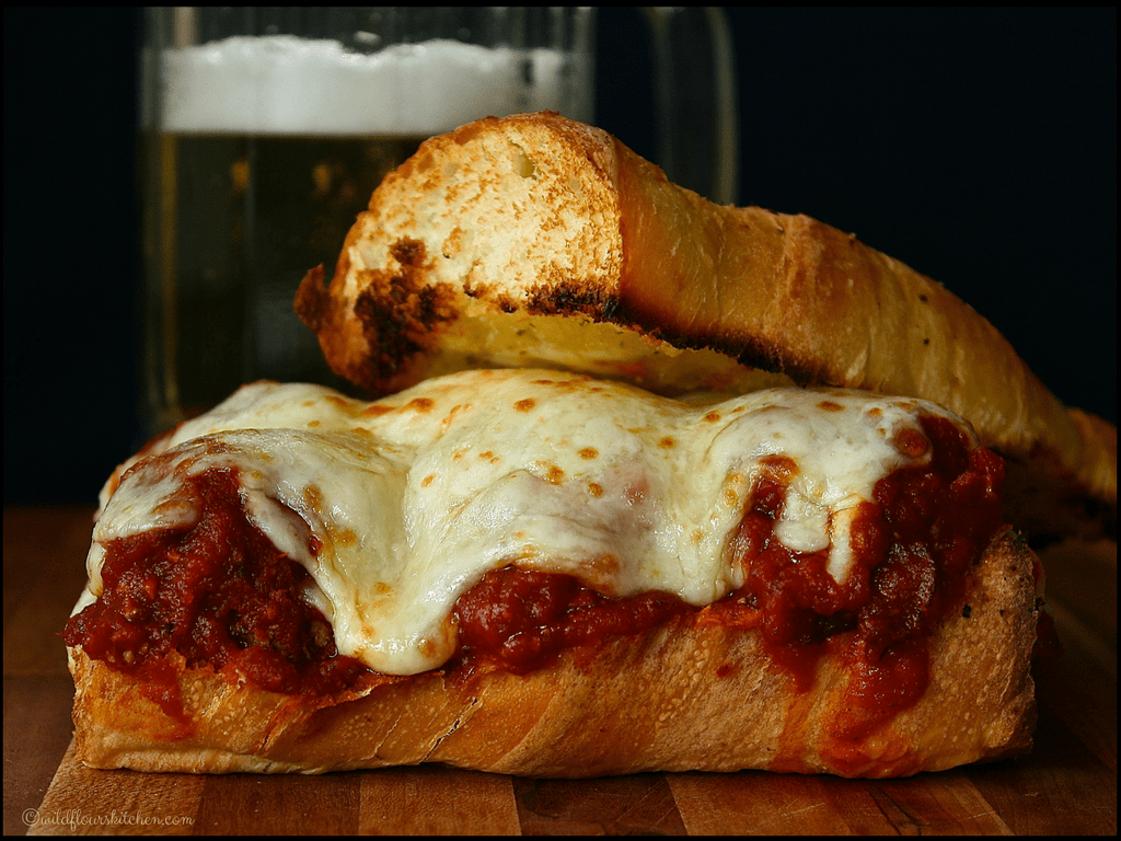 easy weeknight meatball subs wildflours cottage kitchen