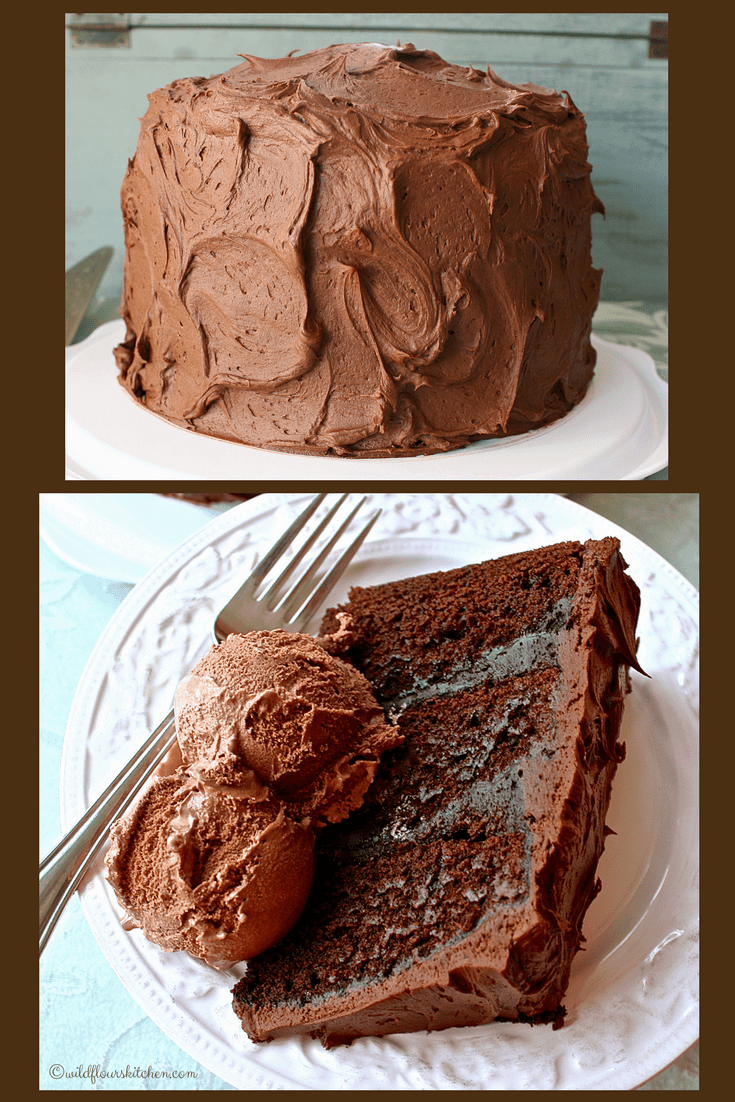 Death by Chocolate, Chocolate, Chocolate Cake!
