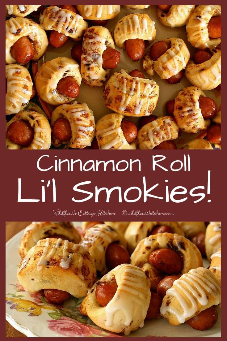 Cinnamon Roll Li'l Smokies
