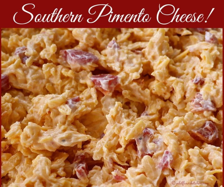 Just Plain Good Southern Pimento Cheese