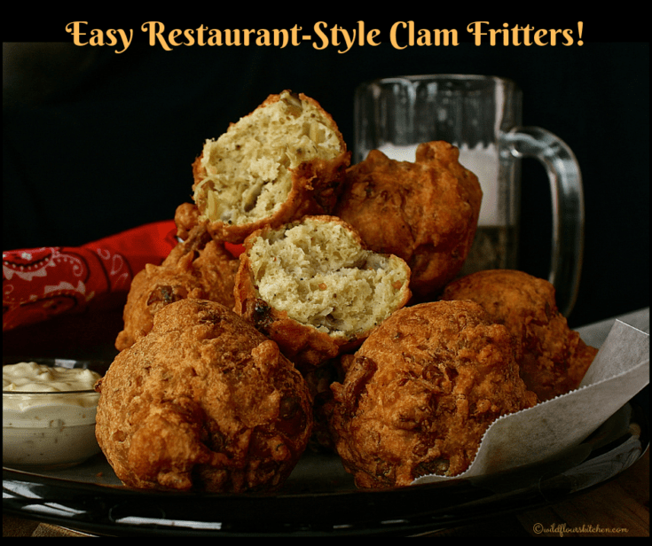 Easy Restaurant-Style Clam Fritters